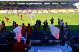 Rugby : La Rochelle en demi-teinte lors de la dernière étape de l'In Extenso Supersevens