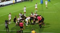 Match Top14 La Rochelle Stade Rochelais contre Stade Toulousain 5 septembre 2021