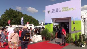 """Ville de La Rochelle : """"tous engagés"""" dans le zéro carbone à la Foire Expo"""