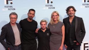 Camille Lou et Guillaume de Tonquédec ouvrent le bal du Festival de la Fiction de La Rochelle 2021