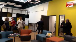 La CdC Aunis Atlantique ouvre son premier espace de coworking à Marans