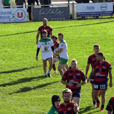 Marans Saintes Rugby AunisTV