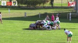 Rugby. Le Rugby Marans tenu en échec chez lui par le Royan Saujon Rugby.